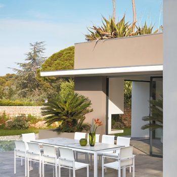 Dining Table 240x100 - Brillant Blanc